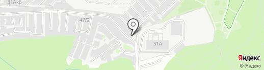 Центр кузовного ремонта на карте Казани