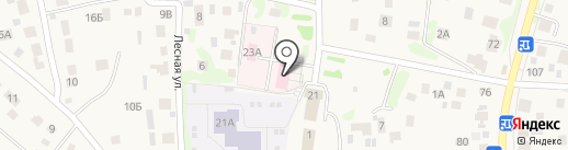 Столбищенская врачебная амбулатория на карте Столбища