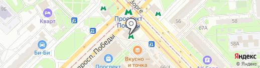 ZaMnoi.ru на карте Казани