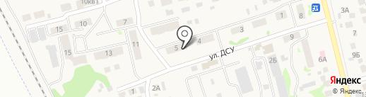 Почтовое отделение на карте Усадов