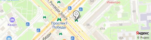 Мастерская на карте Казани