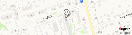 AquaAliance на карте Усадов