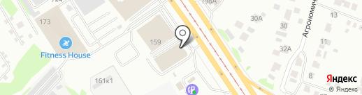 Юлмарт на карте Казани