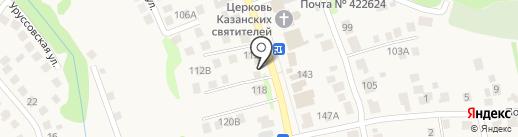 Новинка на карте Столбища