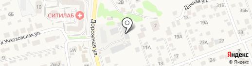 Конвент Пласт на карте Усадов