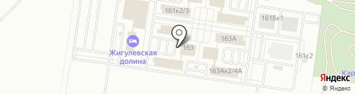 ЛИТ СЕРВИС на карте Тольятти