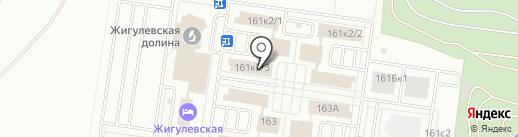 ABS Service Group на карте Тольятти