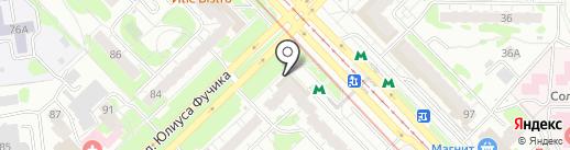 ХоббиБум на карте Казани