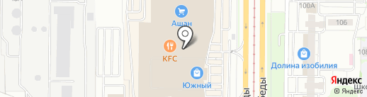 Belwest на карте Казани