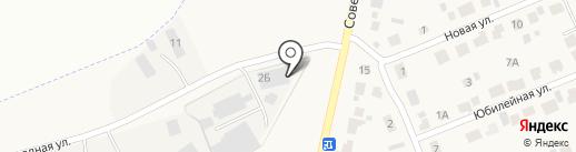КЭП на карте Столбища