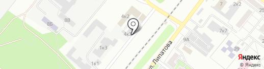 ИнтерМетТрейд на карте Казани