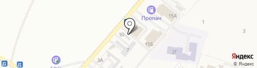 Центр строительных материалов на карте Приморского