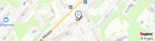 Бизнес-эвакуатор на карте Казани