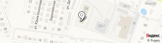 ТЕЛСТАР на карте Приморского