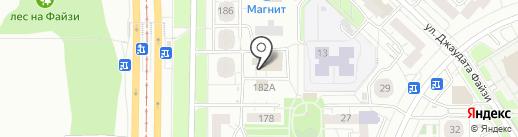 2tower на карте Казани