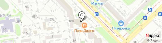 НАСКО на карте Казани