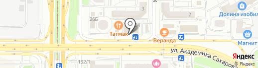 Pro Tattoo на карте Казани
