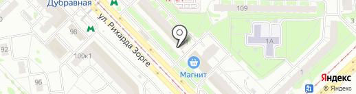 Дарина на карте Казани