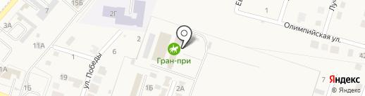 Гран-при на карте Приморского