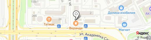 Сервисный центр на карте Казани
