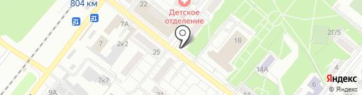 Победа на карте Казани