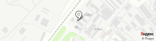 Вольво Сервис на карте Казани