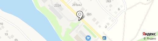 Шиномонтажная мастерская на карте Столбища