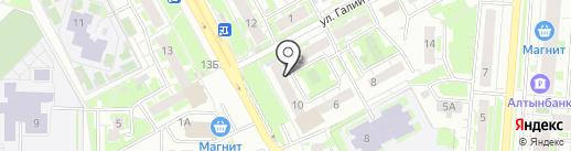 Новые Технологии на карте Казани
