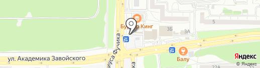 КАРМАСТЕР на карте Казани