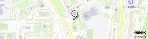 Цветочная Магия на карте Казани