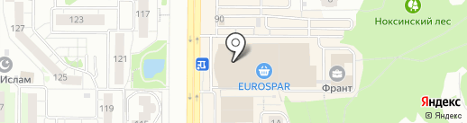 Магазин мобильных аксессуаров на карте Казани