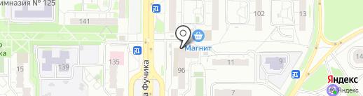 ЗдравСити на карте Казани