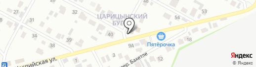 Декамир на карте Казани
