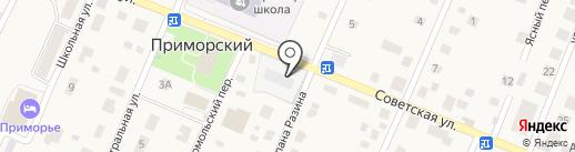 СТРОЙНЕДВИЖИМОСТЬ, ЖСК на карте Приморского