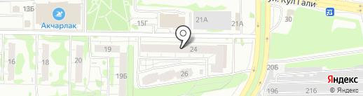 АвтоПантера на карте Казани