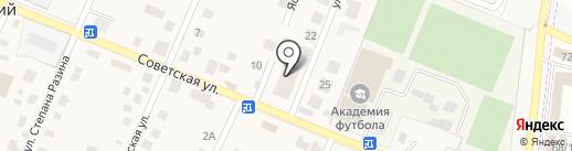 Риэлт Сити на карте Приморского