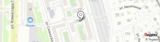 АРС Строй на карте Казани