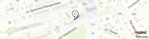 ЭКОКЛИНИНГ на карте Казани