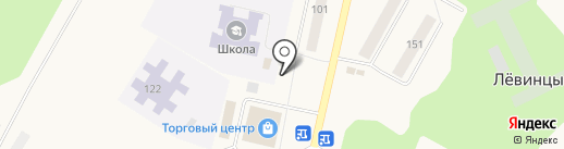 Удача на карте Лёвинцев