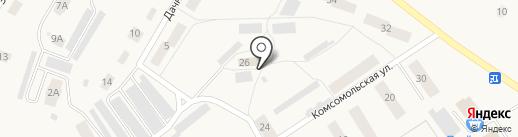 Qiwi на карте Стрижей