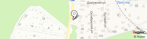 Comepay на карте Березовки
