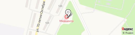 Городская аптека №206 на карте Лёвинцев