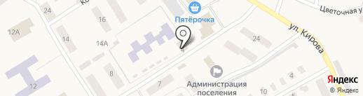 Банкомат, АКБ Вятка-Банк на карте Стрижей