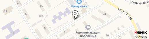 Торговый Дом Быта на карте Стрижей