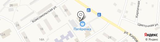 Банкомат, Волго-Вятский банк Сбербанка России на карте Стрижей