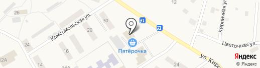 Продуктовый магазин на карте Стрижей