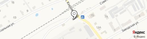 Жасмин на карте Стрижей