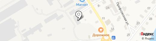 Парикмахерская на карте Стрижей