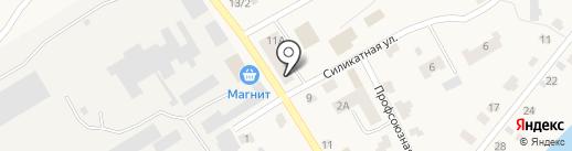 Киров-200 на карте Стрижей