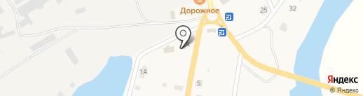Магазин автозапчастей на карте Стрижей